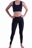 Sports Crop Top / Sport-BH - PURE