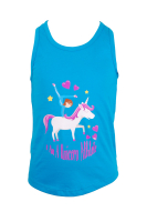 KIDS - Racerback Unicorn Athlete